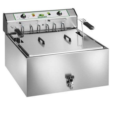 Professional electric fryer, 25 litre tank. SF25P - Fimar