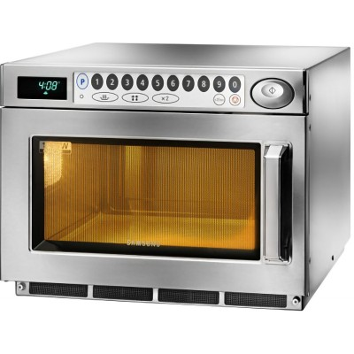 Professional icrowave oven in stainless steel and 5 power levels, capacity 26 Lt. Model: CM1529A - Samsung