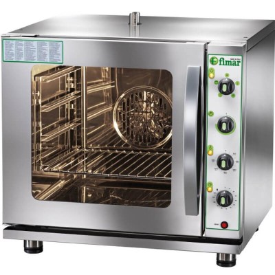 FN/423 Gas cooker oven with convection and trays capacity N°4 GN2/3 - Fimar