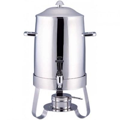 9 litre stainless steel hot drink dispenser. Model: DC10502 - Forcar