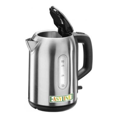 1.7 litre electric kettle. Model: T906 - Easy line By Fimar