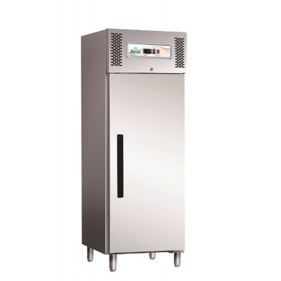 Professional refrigerator -18°/-22° ventilated. ECV600BT - Forcar