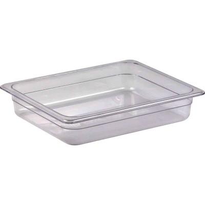 Gastronorm GN 1/2 polycarbonate basin - Forcar