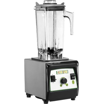 Professional blender in stainless steel, glass 2 Lt. - Easy line By Fimar