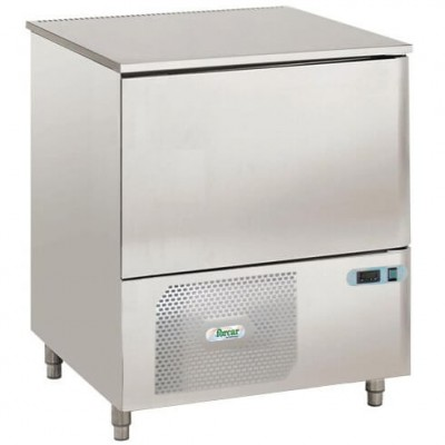 Professional 3-pan blast chiller. AS1104N stainless steel - Forcar