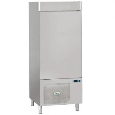 Professional 14-pan blast chiller. AS1114N stainless steel - Forcar