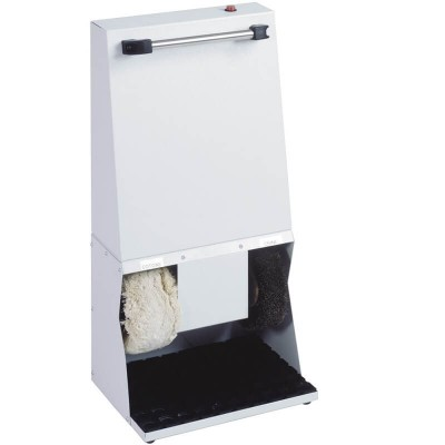 Two Brush Shoe Cleaning Machine - Forcar