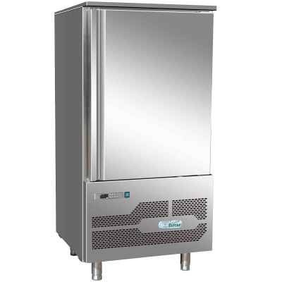 Professional blast chiller for 10 GN1/1 or 60x40 trays. AB4010 - Forcar