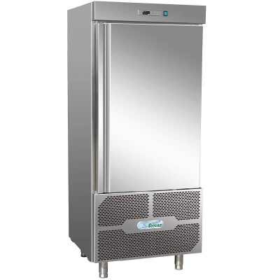 Professional blast chiller for 15 GN1/1 or 60x40 trays. AB5514 - Forcar
