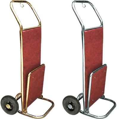 Carrello pieghevole, portavaligie a due ruote