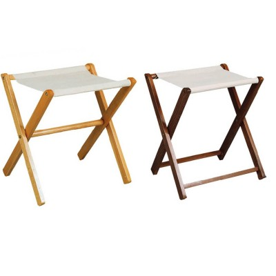 Luggage supports with wooden and cotton frame - Forcar