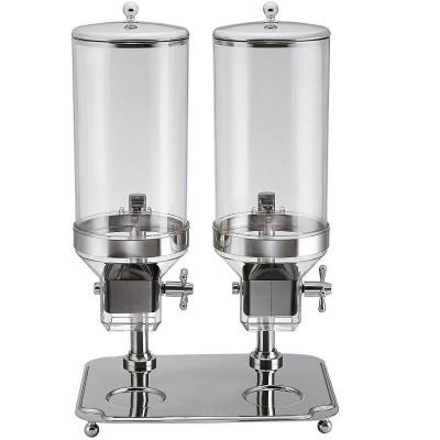 Double grain distributor - Forcar