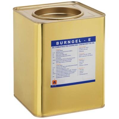 Fuel paste in 4 kg bucket. - Forcar