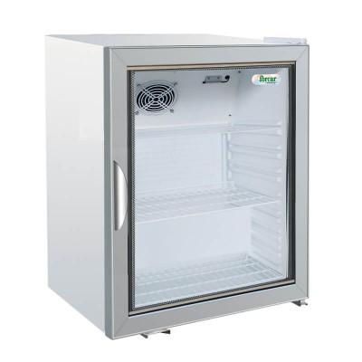 Professional static glass door refrigerator. Model: SC50G - Forcar
