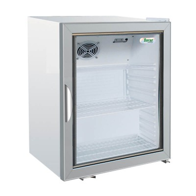 Large professional static glass door cabinet. Model: SC100G - Forcar