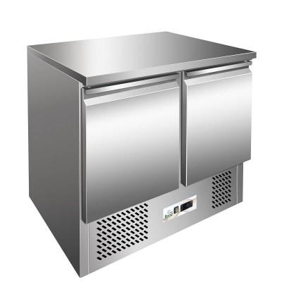 Refrigerated saladette temp. -12°-18°C capacity 240 lt. SS45BT - Forcar