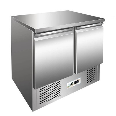 Refrigerated 2/8°C stainless steel room with doors or drawers GS901 - Forcar
