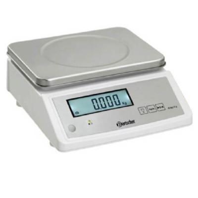 Bilancia elettronica con portata 15 kg precisione 5 gr. - Forcar
