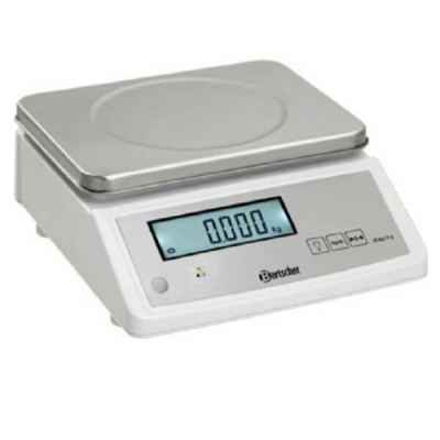 Electronic scale with capacity 15 kg precision 5 gr. - Forcar