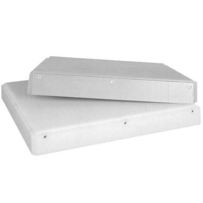 White polyethylene strain cover - Forcar