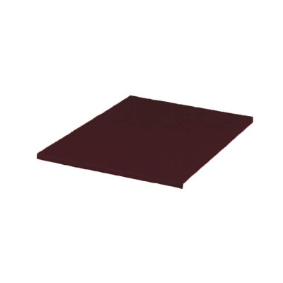 Polyethylene chopping board for cutting cooked vegetables -