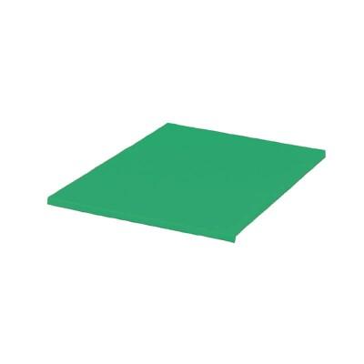 Polyethylene chopping board for cutting fruit and salad -