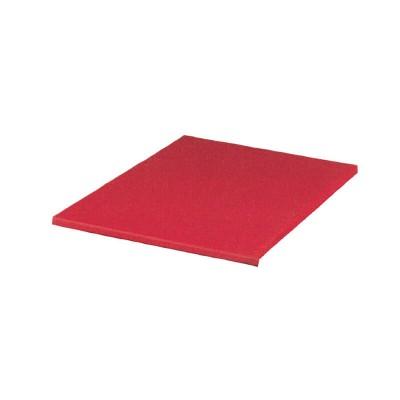 Polyethylene chopping board for cutting raw meat -