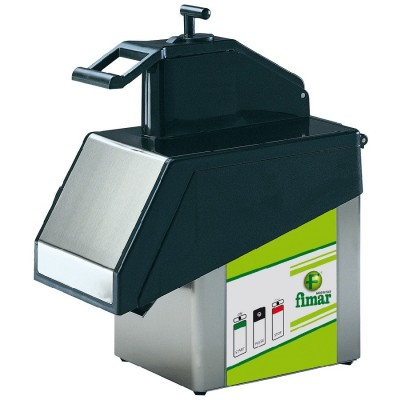 Professional single-phase or three-phase electric vegetable cutter. Single or double speed - Fimar