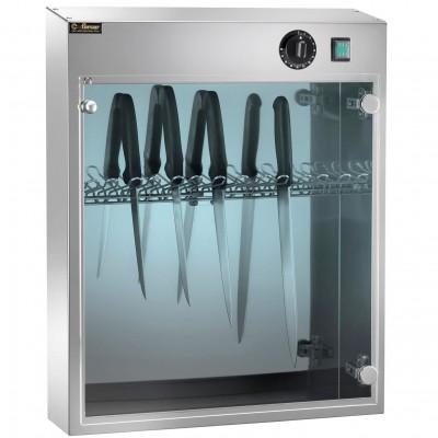Sterilizer for UV knives with timer, steel frame. - Forcar