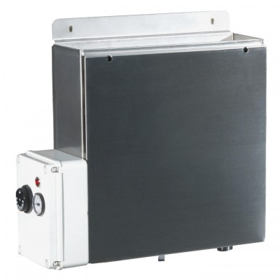Sterilizer for 12 knives, closed. - Forcar