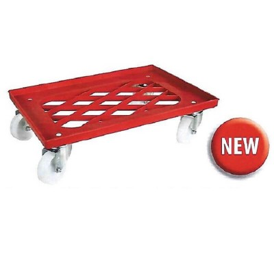 ABS trolley for cassettes 60x40 for dough - Forcar