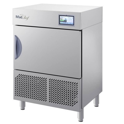 Professional blast chiller for 5 pans. A05/14 Plus - BIM stainless steel