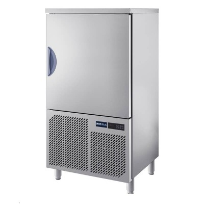 Professional blast chiller for 10 pans. A10/14 - BIM stainless steel
