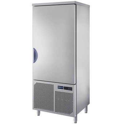 Professional blast chiller for 15 pans. A15/14 - BIM stainless steel