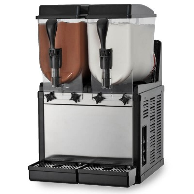 Professional sorbet sorbets also ideal for slush and cold creams. - SPM DRINK SYSTEMS