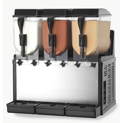 Sorbettiera for the Horeca world also ideal for slush and cold creams. SORBY 3 - SPM DRINK SYSTEMS