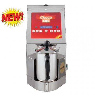 Hot chocolate machine, shaken coffee, soups and velvety. -