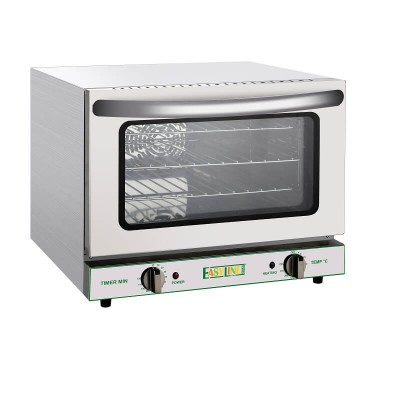 Professional convection oven, 3 pans with timer. FD21 - Easy line By Fimar