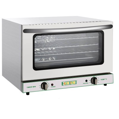Professional convection oven, 4 pans with timer. FD47 - Easy line By Fimar