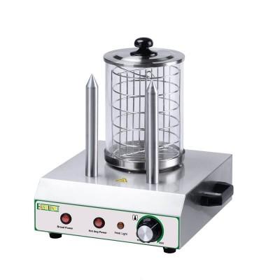 Macchina per riscaldare e cuocere panini e wurstel. Modello: YHK02A - Easy line By Fimar