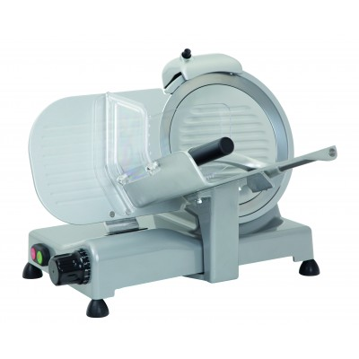 Slicer with Ø 250 mm gravity blade for professional use. ECO250 - Fimar