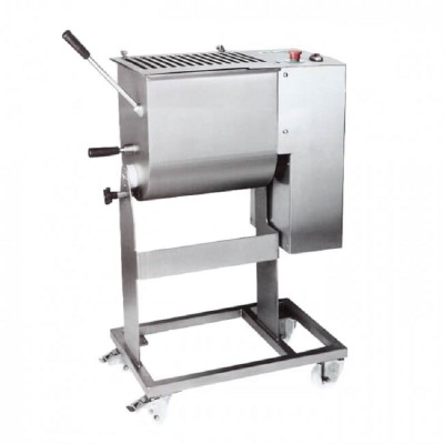 Professional 30Kg single-blade professional dough mixer with trolley. 30C1PN - Fimar
