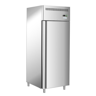 Professional fridge 2°/ 8°C static 429 Lt. AISI 201. GSnack400TN-FC - Forcar