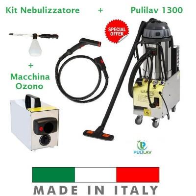 Sanitizing machine package Sanitizing Nebulizer Ozonizer. - PuliLav