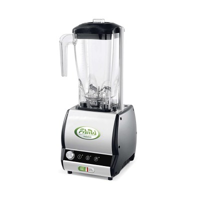 Single blender with polycarbonate glass, capacity 2 Liters. MTQ -