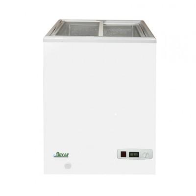 Freezer with sliding doors SD100, 97 lt. temp. -18 °C. CLASS A - Forcar