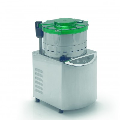 Professional cutter with vertical extractable 5Lt. basin. L5 - Fame industries