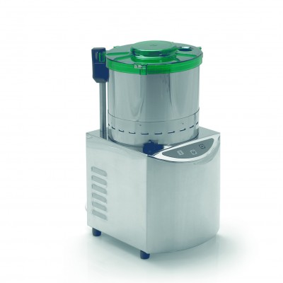 Professional cutter with vertical extractable 8Lt. basin. L8 - Fame industries