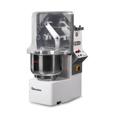 Three-phase, 2 speeds and 2 timers, 30 Kg kneading machine. Mod. TWINTECH30 2T 30 - Domino