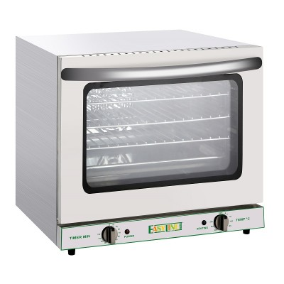 Professional convection oven, 4 pans with timer. FD66